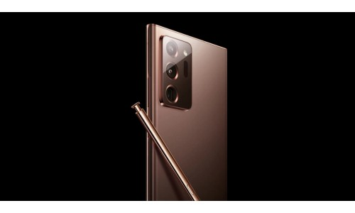 Samsung Galaxy Note 20 Ultra in Mystic Bronze color surfaced on the official website
