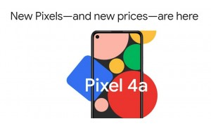 Google Pixel 4a launched at $349 with 5.8-inch FHD+ OLED display, Snapdragon 730G SoC, 6GB RAM; launch in India in October