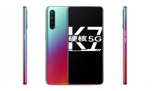 OPPO K7 5G announced with 6.4-inch FHD+ AMOLED display, Snapdragon 765G SoC, 48MP quad rear cameras