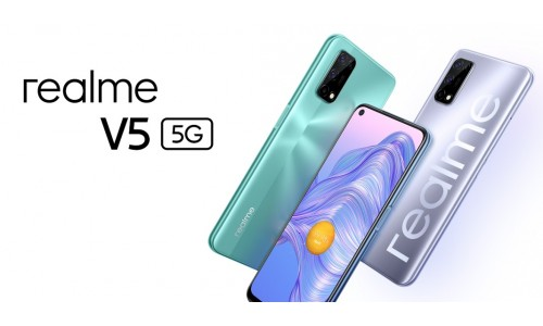 Realme V5 5G announced with 6.5-inch FHD+ 90Hz display, Dimensity 720 SoC, 48MP quad rear cameras