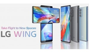 LG WING launched in India for Rs.69,990 with 6.8-inch FHD+ OLED display, 3.9-inch OLED Swivel Screen, Snapdragon 765G 5G SoC