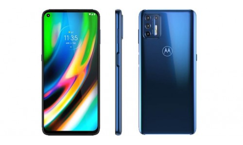Moto G9 Plus surfaced online with 6.81-inch FHD+ display, 64MP quad rear cameras, 5000mAh battery