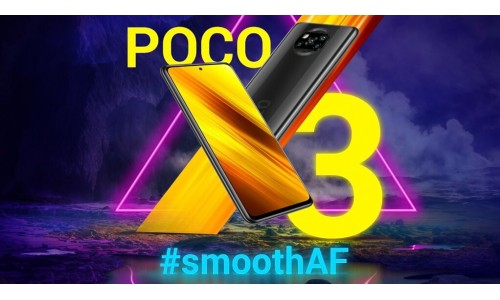 POCO X3 launched in India starting at Rs.16,999 with 6.67-inch FHD+ 120Hz display, Snapdragon 732G SoC, up to 8GB RAM, 6000mAh battery