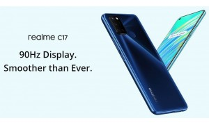 Realme C17 launched with 6.5-inch 90Hz display, Snapdragon 460 SoC, 6GB RAM, 5000mAh battery