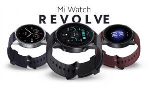 Xiaomi launches Mi Watch Revolve in India at Rs. 9999 with 1.3-inch AMOLED display, GPS, up to 14 days battery life