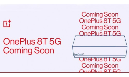 OnePlus 8T 5G Official teased Release; could be launch on October 14 in India