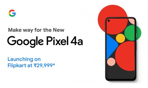 Google Pixel 4a launched in India at special price of Rs.29,999 with 5.8-inch FHD+ OLED display, Snapdragon 730G, 6GB RAM