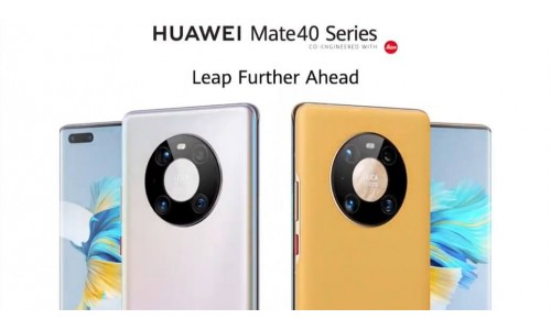 HUAWEI launched Mate 40, Mate 40 Pro and Mate 40 Pro+ with FHD+ 90Hz OLED screen, Kirin 9000 5G 5nm SoC