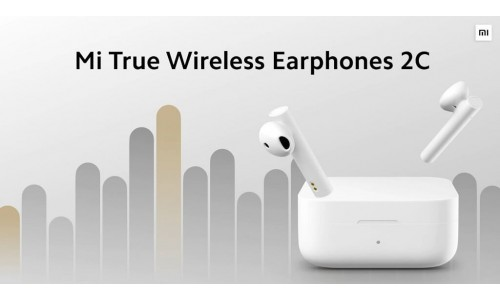Mi True Wireless Earphones 2C launched in India at Rs.2,499 with 14.2mm drivers, dual mic ENC for calls