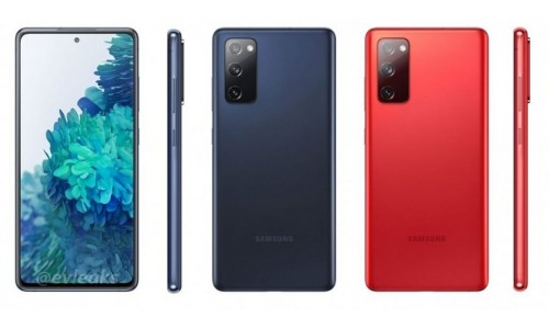 Samsung Galaxy S20 FE launched in India at Rs.49,999 with 6.5-inch FHD+ AMOLED Infinity-O 120Hz display, 12MP triple rear cameras