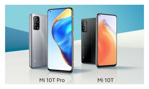 Xiaomi Mi 10T and Mi 10T Pro launched in India starting at Rs.35,999 with 6.67-inch FHD+ 144Hz display, Snapdragon 865 5G, 5000mAh battery