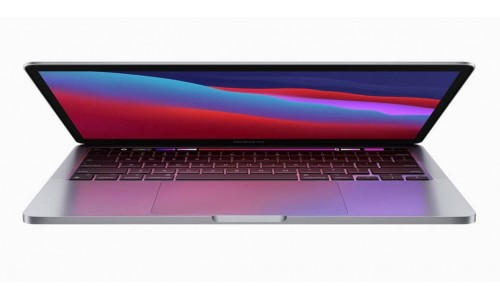 Apple MacBook Pro 13-inch launched in India starting at Rs.1,22,900 with M1 chip, up to 20 hours of battery life