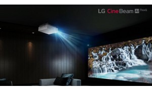 LG Cinebeam Laser 4K projector has now available with up to 300-inch projection, webOS 5.0