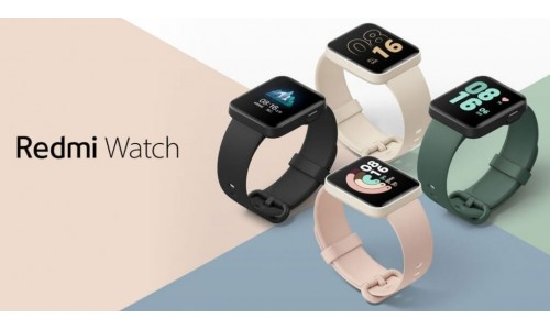Redmi Watch launching in India on May 13 with 1.4-inch color touch display, GPS, 11 sports modes