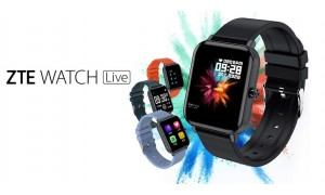 ZTE WATCH Live launched with 1.3 inch LCD screen, blood oxygen monitoring, up to 21 days battery life