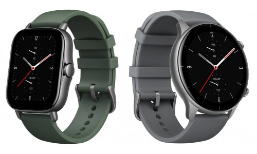 Amazfit GTR 2e and GTS 2e launched in India at Rs.9,999 with AMOLED display, GPS, SpO2 monitoring