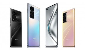 HONOR V40 5G Will Be Launched on January 22 with QHD+ OLED 120Hz Curved Display, Dimensity 1000+ SoC, Dual Front Cameras