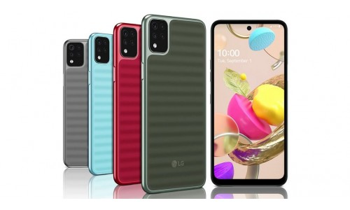LG K42 Launched in India At Rs.10,990 with 6.6-inch HD+ Display, 13MP Quad Rear Cameras, Military Grade Durability
