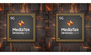 MediaTek Dimensity 1200 and Dimensity 1100 6nm SoC announced; First power on Realme X9 pro coming soon