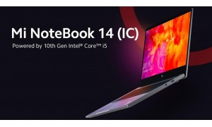 Xiaomi Mi Notebook 14 (IC) launched in India starting at Rs.43,999 with 10th Gen Intel Core i5, GeForce MX250 GPU, built-in webcam