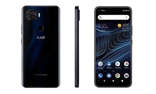 ZTE Blade X1 5G launched with 6.5-inch FHD+ display, Snapdragon 765G SoC, 48MP quad rear cameras