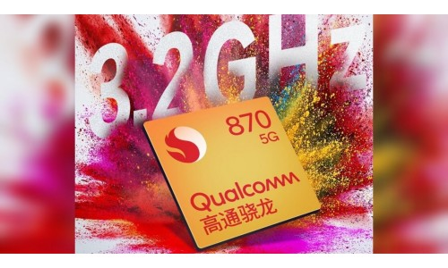 Qualcomm announced Snapdragon 870 5G Chipset with 3.2GHz CPU; First power on Motorola Edge S launch on January 26