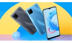 Realme C20 launched with 6.5-inch HD+ display, Helio G35 SoC, 5000mAh battery