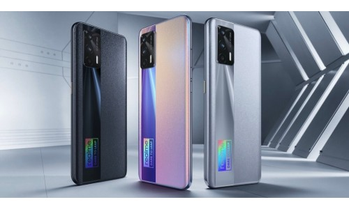 Realme GT Neo launched with 6.43-inch FHD+ 120Hz AMOLED display, Dimensity 1200 SoC, up to 12GB RAM