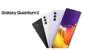 Samsung Galaxy Quantum 2 5G launched with 6.7-inch Quad HD+ 120Hz Infinity-O AMOLED display, Snapdragon 855+ SoC, quantum security chip