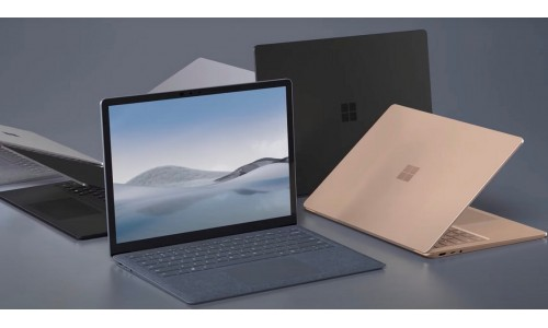 Microsoft Surface Laptop 4 launched with 13.5″ / 15″ PixelSense display, 11th Gen Intel Core i5/i7 and AMD Ryzen 4000 series processor