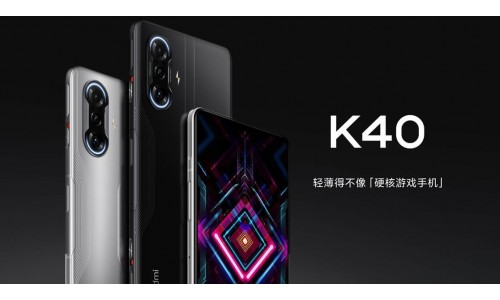 Redmi K40 Gaming Edition launched with 6.67-inch FHD+ 120Hz AMOLED display, Dimensity 1200 SoC, dual magnetic gaming triggers