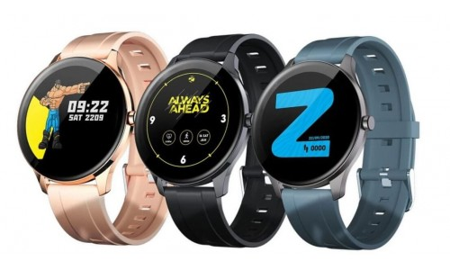 Zebronics Zeb-Fit2220CH launched in India for Rs.2,999 with 1.3-inch display, SpO2 and Blood pressure monitoring, IP68 water resistance