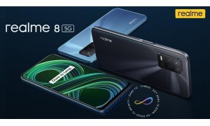 Realme 8 5G launching in India on April 22 with 6.5-inch FHD+ 90Hz display, Dimensity 700 SoC, 5000mAh battery