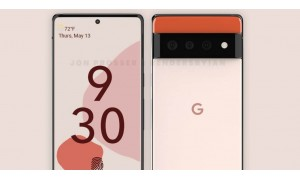 Google Pixel 6 and Pixel 6 Pro Surfaced Online with Punch-Hole Display, Unique Rear-Camera Design
