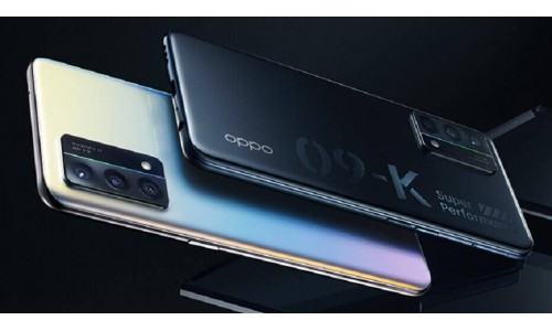 OPPO K9 5G launched with 6.43-inch FHD+ 90Hz OLED display, Snapdragon 768G SoC, along with OPPO Enco Air