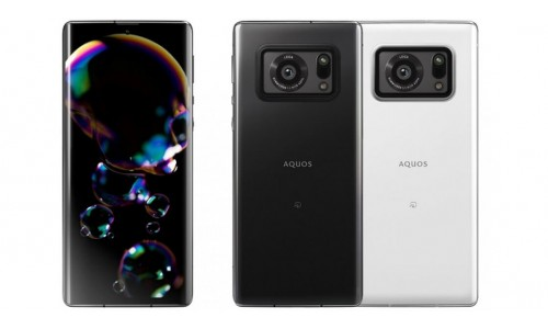 Sharp AQUOS R6 announced with 6.6-inch WUXGA+ 240Hz IGZO OLED display, Snapdragon 888 SoC, 12GB RAM, Leica camera