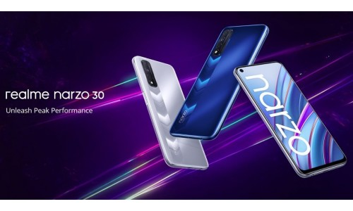 Realme Narzo 30 launched with 6.5-inch FHD+ 90Hz display, Helio G95 SoC, 5000mAh battery