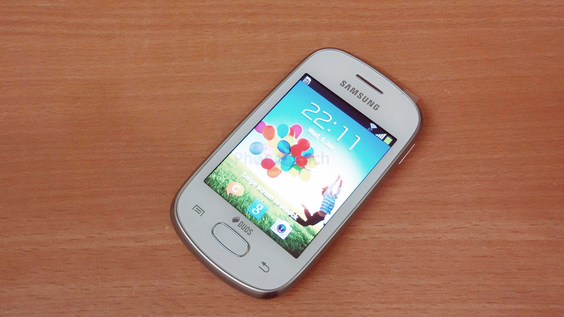 Samsung Galaxy Star Duos S5282 Unboxing and Hands-on