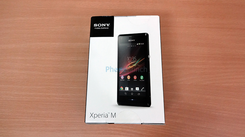Ram Price >> Sony Xperia M Unboxing and Hands-on